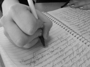 skriva en plan